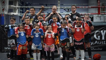 Kids Muay Thai<br />