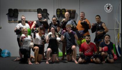 Beginners Muay Thai